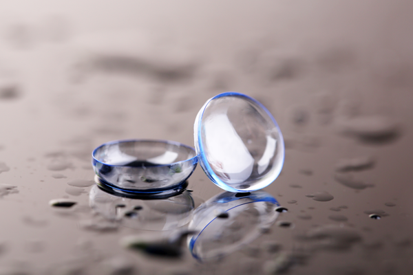 contact lens care